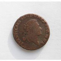 3 гроша 1773 Станислав Август Понятовский