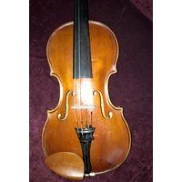 Старинная тирольская скрипка Matheus Thir