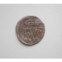 Solidus (Shilling) 1657г. Прусский . С 1 рубля.