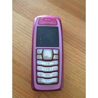 Nokia 3100, не работает верхняя кнопка. Приобретали на Velcome. Хорошо б/у.
