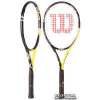 Ракетка для большого тенниса Wilson BLX Pro Tour, оригинальная привезена из США, прекрасно подойдет как любителям так и профессиональным спортсменам. Новая технология BLX, применяемая в конструкции эт