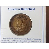 Битва при Энтитиме, памятная медаль США