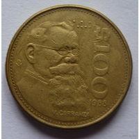 Мексика.100$ 1988г.