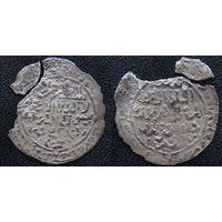 YS: Газневиды, Газни, Ибрахим, 11 век, 1 дирхам 1059-1099, серебро