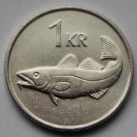 Исландия, 1 крона 2006 г