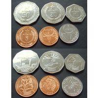Мадагаскар - набор из 6 монет