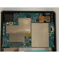 Системная плата SONY D6633 XPERIA Z3 DUAL SIM  (ОРИГИНАЛ)