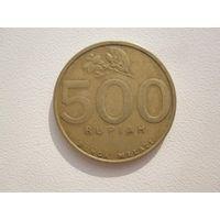 500 Рупий 2000 (Индонезия)