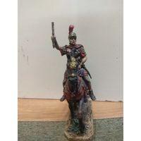 Солдатик оловянный(военно-историческая миниатюра) конный римский легат