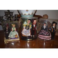 Куклы коллекционные, Франция 1960е