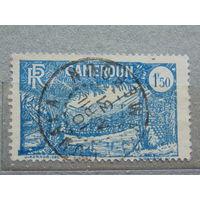 Французский Камерун 1927 г.