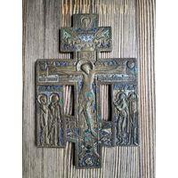Крест, эмали