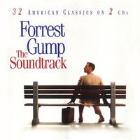 Forrest Gump The Soundtrack 2xCD