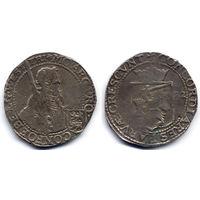 1/2 риксдаальдера 1622, Голландская Республика, Вест-Фризия
