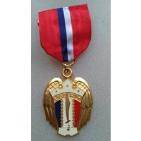 США.Медаль за освобождение Филипин.