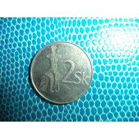 2 кроны 1994 Словакия