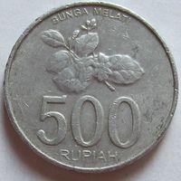 Индонезия, 500 рупий 2003 г