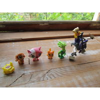 Киндер сюрприз игрушки набор