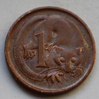 1 цент 1976 Австралия