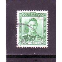 Новая Зеландия.Ми-236. Король Георг VI. 1938-1947.