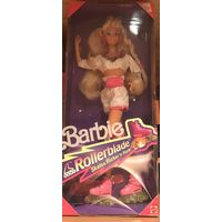 Кукла Barbie Rollerblade
