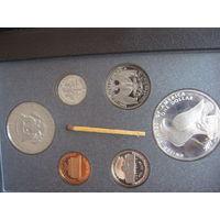 Набор 1 цент - 1 доллар. Возможен обмен.