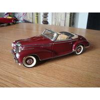 Mercedes Benz 300sc  1957 Franklin Mint 1:24