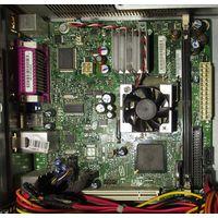 Материнская Mini-ITX   Intel D945GCLF2D
