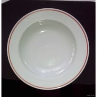 Тарелка суповая(Германия)DAF.оригинал.