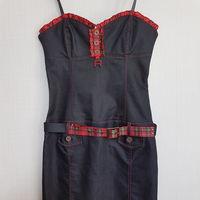 Платье стейч 40-42 р-р
