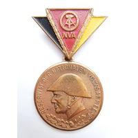 Медаль резервиста, Германия.