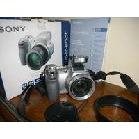 Фотоаппарат цифровой Sony Cyber-shot DSC-H2