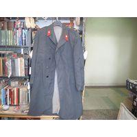 Пальто МВД СССР на 50/4 размер.