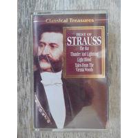 Кассета фирменная - Best of Strauss - Canada