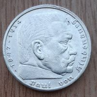 5 марок1936 года