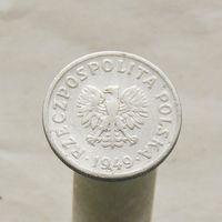Польша 50 грошей 1949