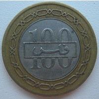 Бахрейн 100 филсов 1992 г.