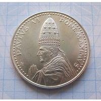 Настольная медаль Ватикан