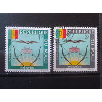 Мали 1964 Служебные марки, герб