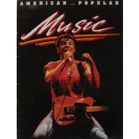 American Popular Music - 1987