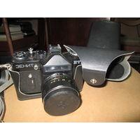 Фотоаппарат Зенит ЕТ с объективом Гелиос 44М-4
