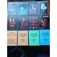 """Твин Пикс / Twin Peaks (1990) 1.2 сезоны полностью в переводе ОРТ + фильм """"Твин Пикс: Огонь, иди за мной"""""""