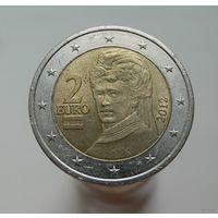 2 евро 2012 Австрия