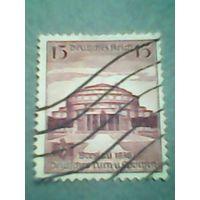 Германия. Бреслау. 1938г. ;гашеная