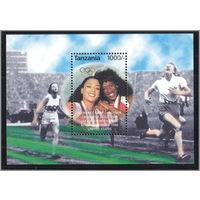 Танзания Олимпиада 1996г.