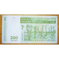 200 ариари 2004 года - Мадагаскар - UNC