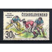 1978 Чехословакия. 70 лет хоккею на траве
