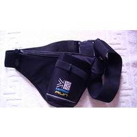 Спортивная сумка-пояс. распродажа