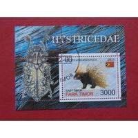 Восточный Тимор 2001г. Фауна