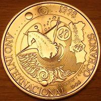 1000 эскудо 1998г. Международный год океана.